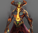 Corrupted Shinnok