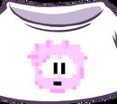 Camiseta de Puffle Pixelado