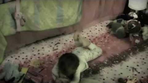 Es lebt unterm Bett