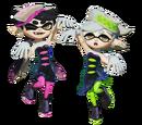 Squid Sisters