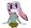 Tootsie the Rabbit