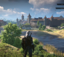 The Witcher 3 luoghi