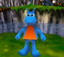 Jinjo Azul