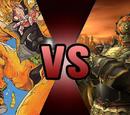 Dio Brando VS Ganondorf