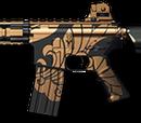 M4 CQB Black Dragon