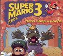 Adventures of Super Mario Bros. 3 (VHS)