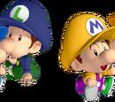 Super Smash Bros. Riot/Alternate Costumes
