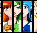 Shining Jewels Pretty Cure