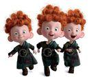 Harris, Hubert e Hamish