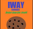 List of IWAY Cookie Flavors