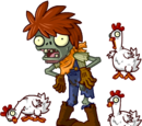 Hühnerwürger-Zombie