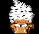 B-grade cookies