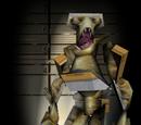 Pillar Alien