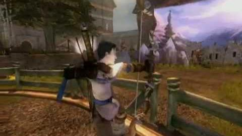 Fable - game trailer (2004)