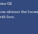 Blow Absorption Oil