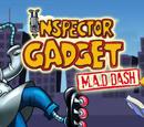 Inspector Gadget's M.A.D Dash