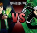 Danny Phantom vs Ben Tennyson