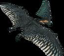Tupandaktyl - domyślna skórka