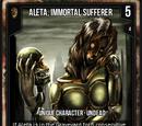 Aleta, Immortal Sufferer