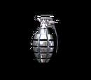 MK2 Grenade-Ultimate Silver