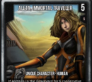 Aleta, Immortal Traveler
