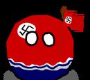 Nazi Latviaball