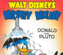 Donald and Pluto