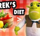 Shrek's Diet!
