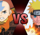 Naruto Uzumaki vs. Aang