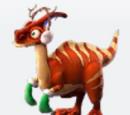 Holiday Parasaurolophus