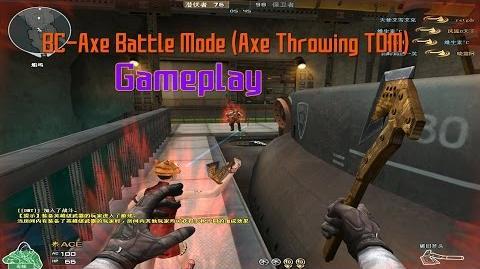 Axe Throwing TDM