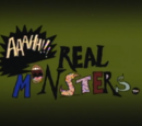 Aaahh!! Real Monsters