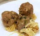 Steamed Beef Balls (Ngao Yuk)