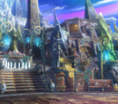 Magister's City: Ishana (stage)