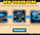 Tortoise Tower Base