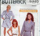Butterick 6335 A