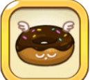 Dreaming Choco Donut of Life