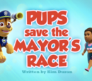 Pups Save the Mayor's Race's Pages