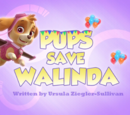 Pups Save Walinda