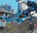76032 La poursuite du Quinjet des Avengers