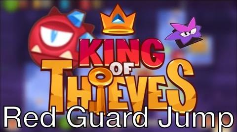 "King of Thieves How To Do ""R.G Jump"""