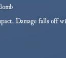 Volatile Bomb