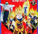 Burning Fight -Nessen • Ressen • Chō-Gekisen-