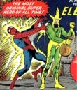 Peter Parker (Earth-616) defeated by Electro from Amazing Spider-Man Vol 1 9.jpg