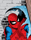 Peter Parker (Earth-616) cowers from his foes in Amazing Spider-Man vol 1 18.jpg