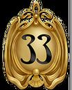 DL Club 33 Golden Logo.png