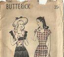 Butterick 4183 B