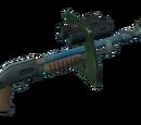 Dead Island: Epidemic shotguns