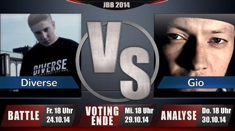 JBB 2014 Halbfinale 2 2 - Diverse vs. Gio ANALYSE