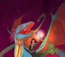 Morgan le Fay's Dragon (Earth-616)
